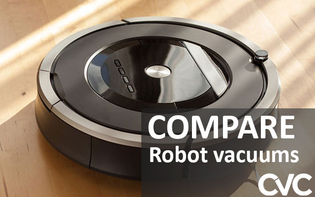 Compare Robot vacuums