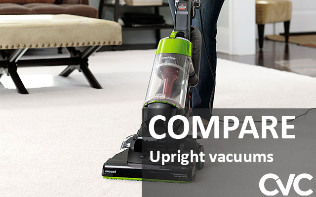 Compare Upright vacuums